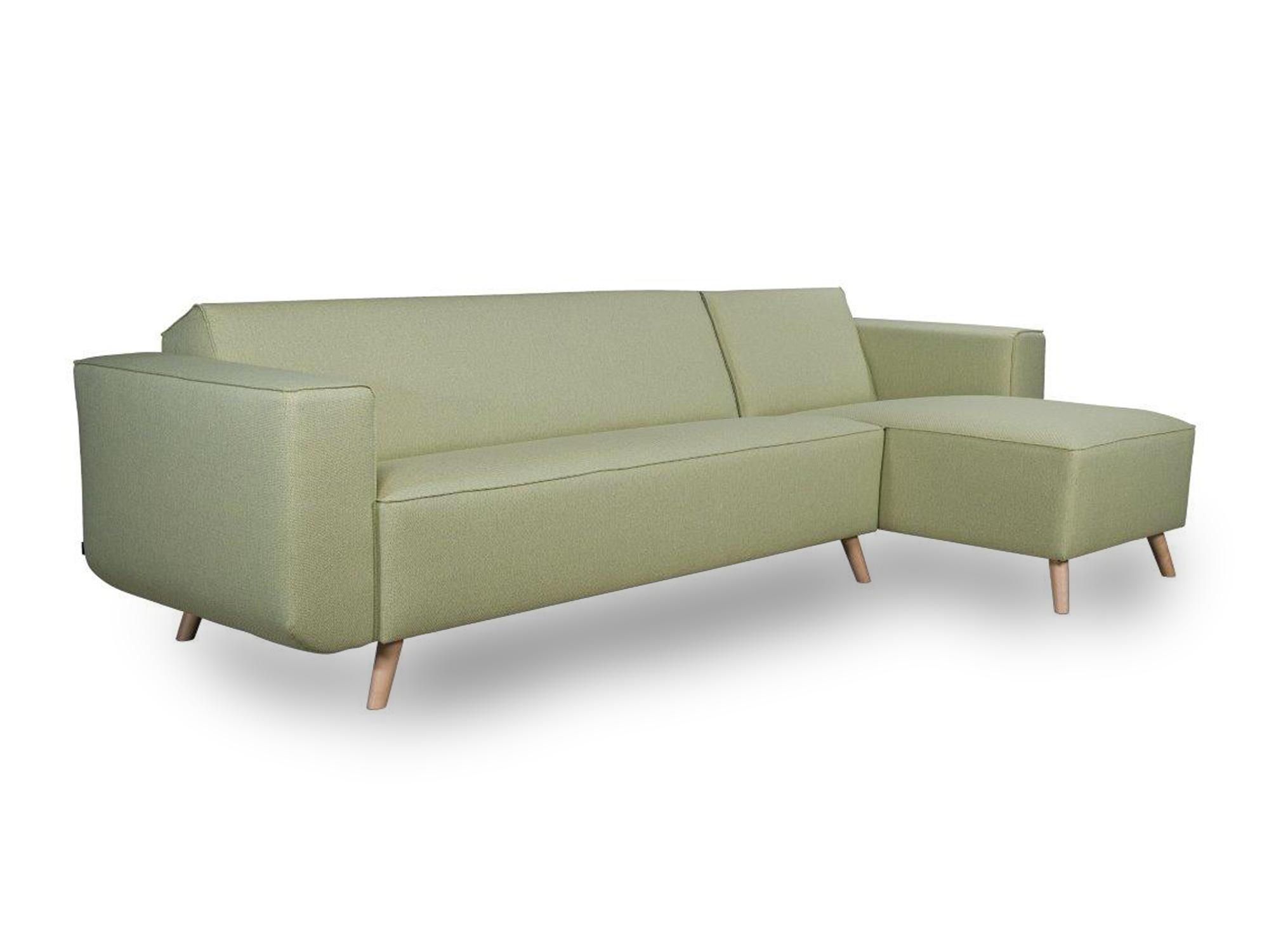 designbank Vondellaan schuin mint groen