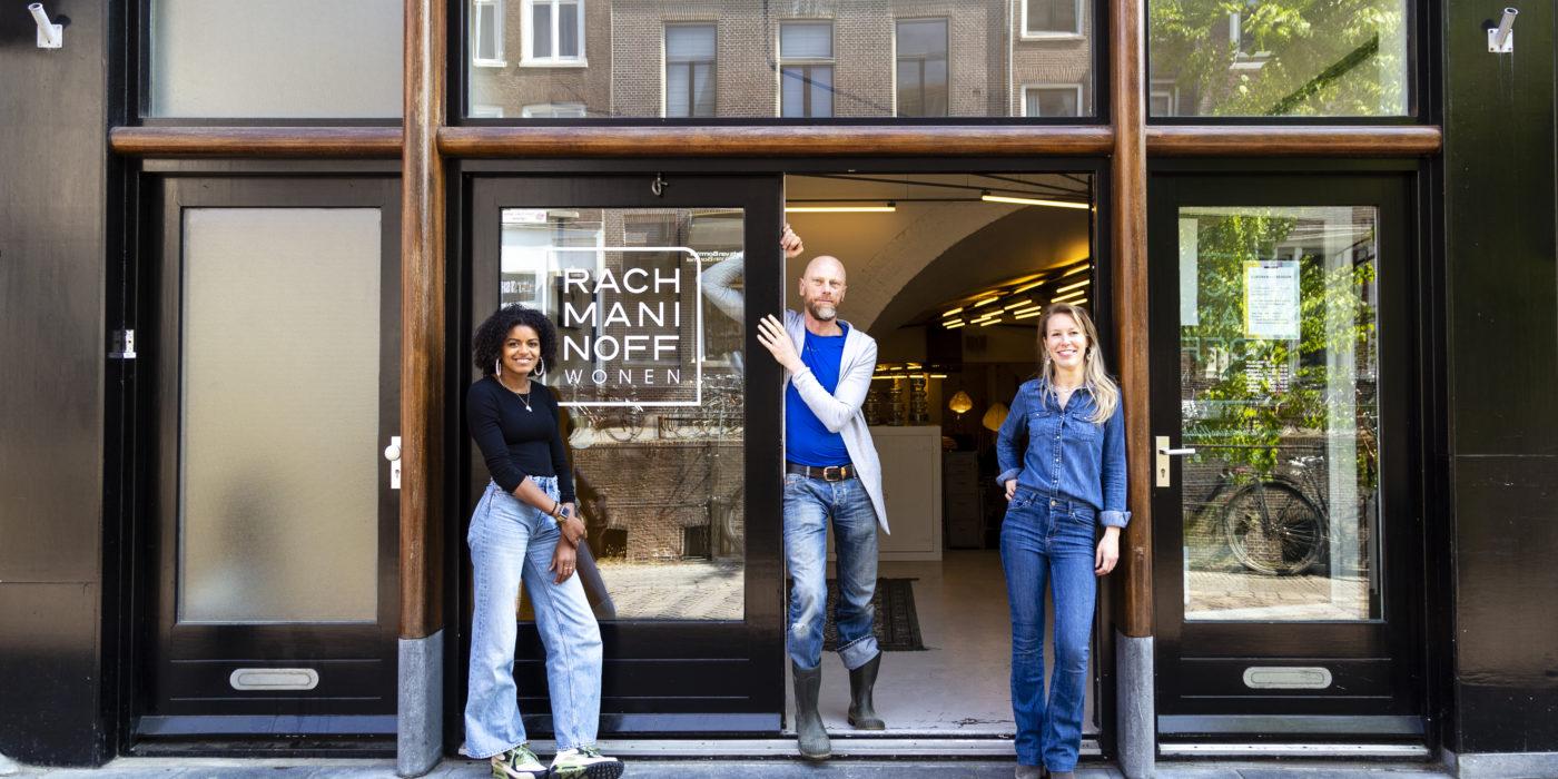 Rachmaninoff team