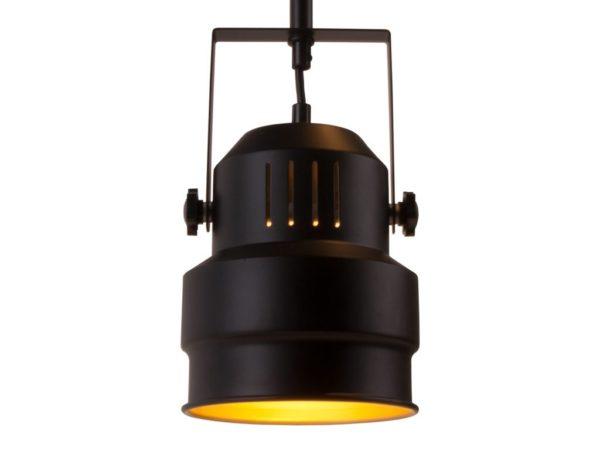 Hanglamp studio zwart