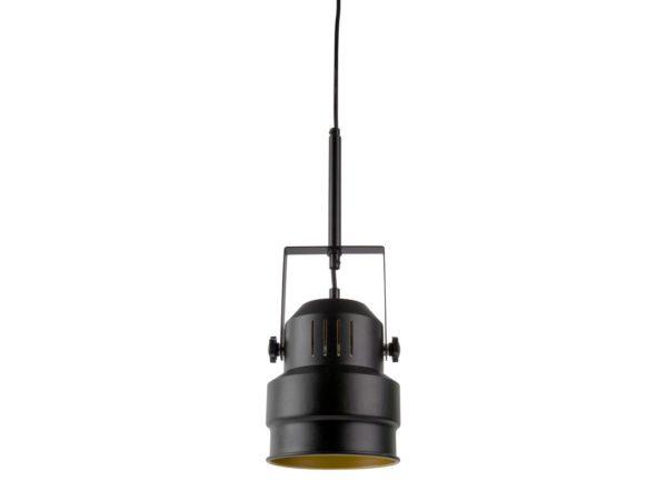 Hanglamp sutdio zwart