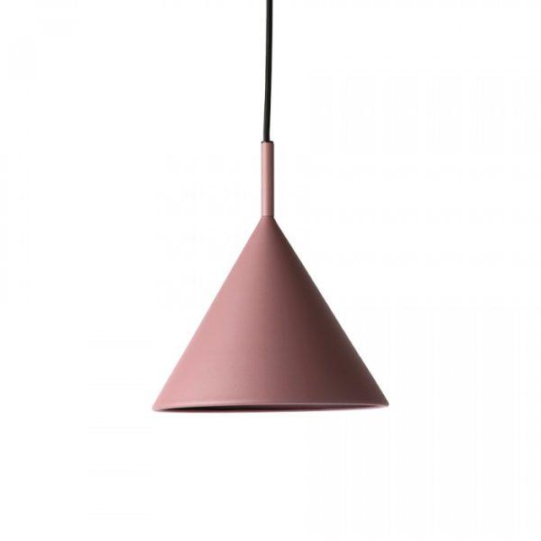 Hanglamp Triangle roze