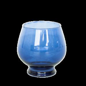 Vaas blauw