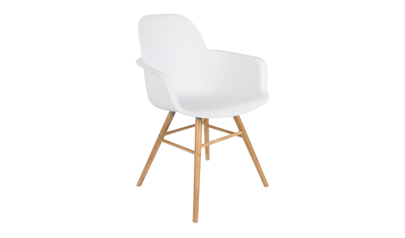 Albert-kuip-armchair-wit