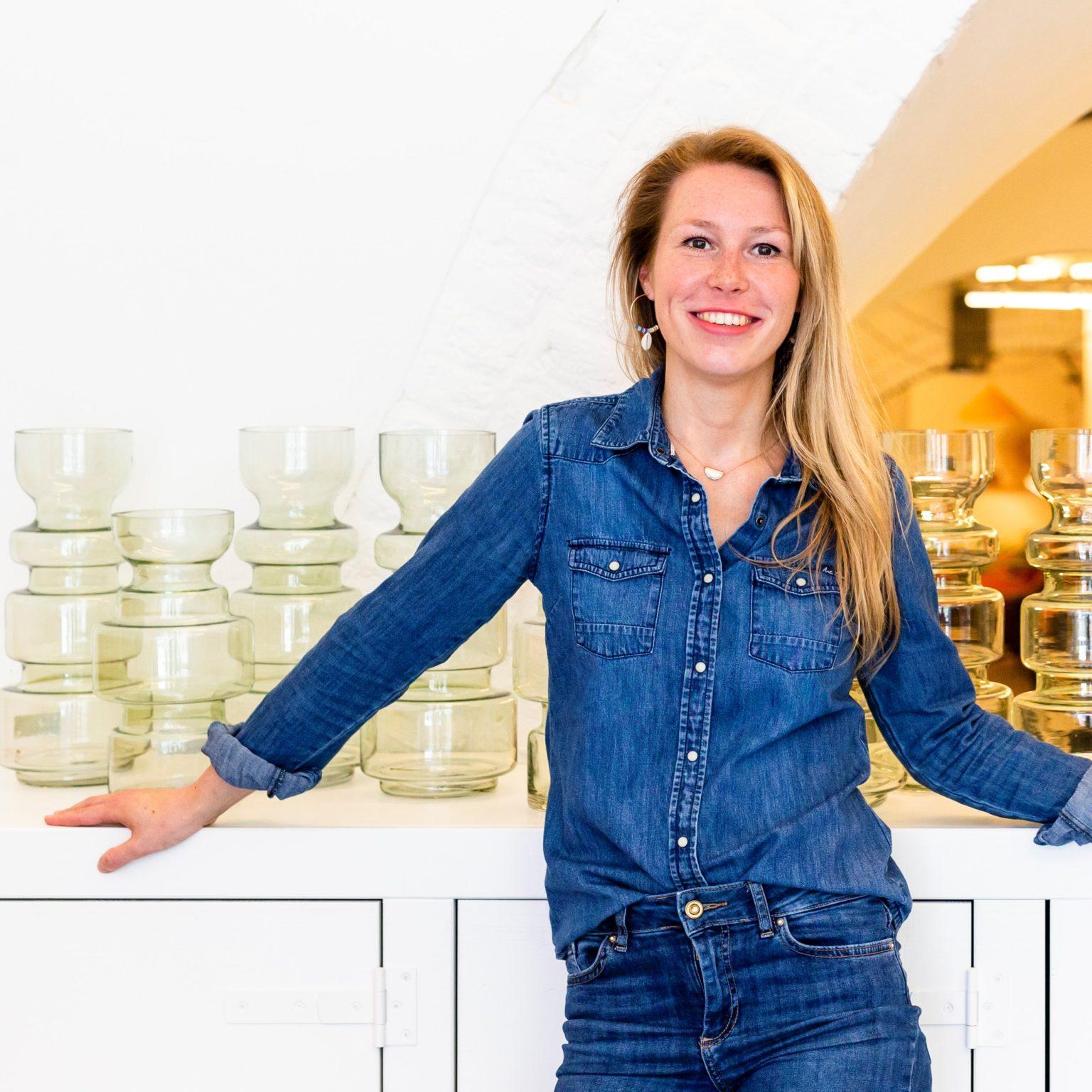 Lisa van Scherpenzeel stylist & colour coach