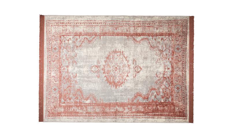 Vloerkleed marvel perzisch tapijt terra
