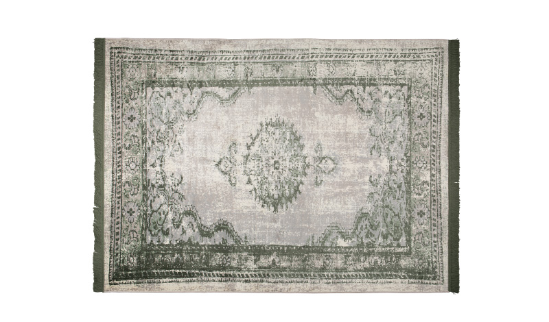 Vloerkleed marvel perzisch tapijt groen